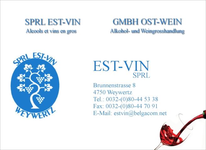 Alkohol- und Weingrosshandel EST-VIN