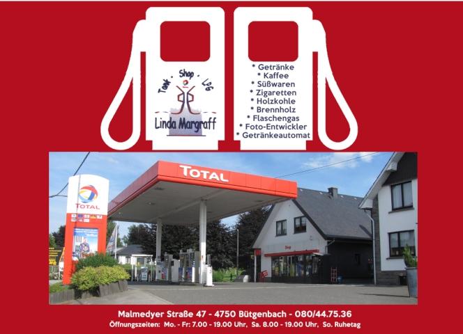 Tankstelle Margraff
