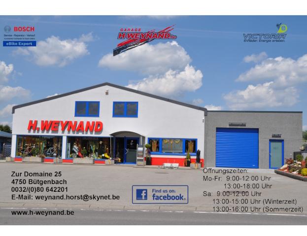 Zweirad-Gartengeräte Weynand
