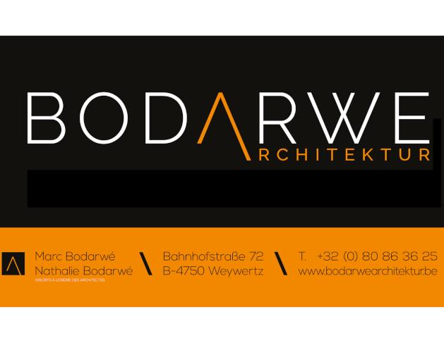 Bodarwé Architektur