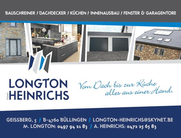 Dachdecker Longton-Heindrichs