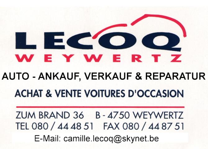 Auto Lecoq