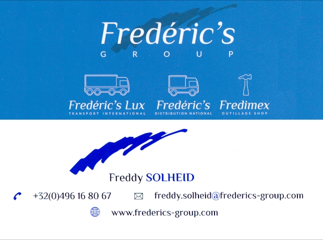 Transport Fredéric's
