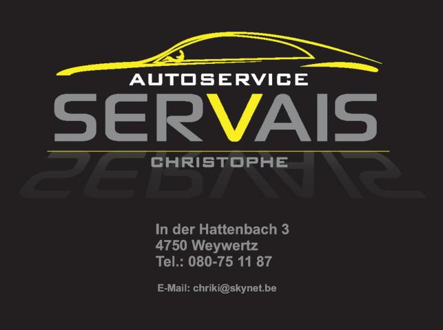 Autoservice Servais
