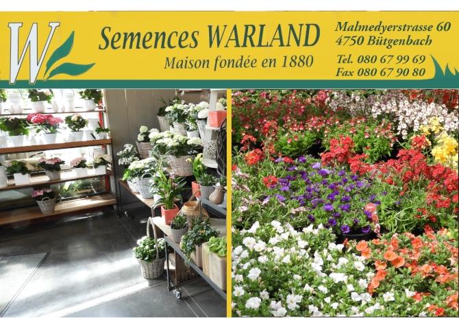 Gärtnerei Warland
