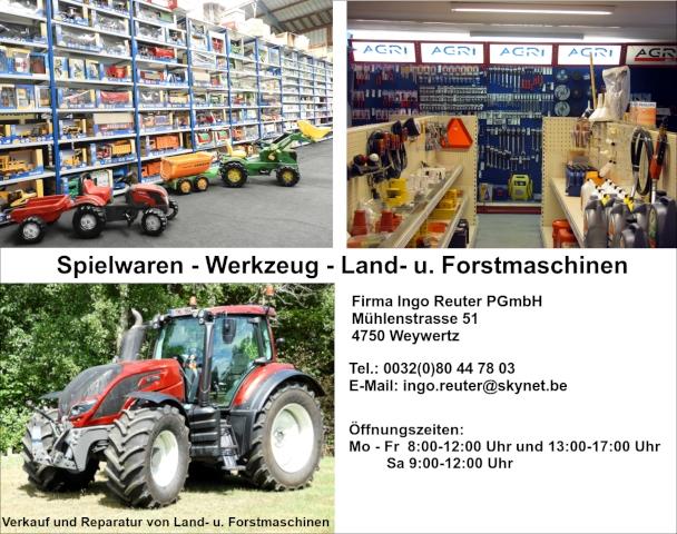 Landmaschinen Ingo Reuter