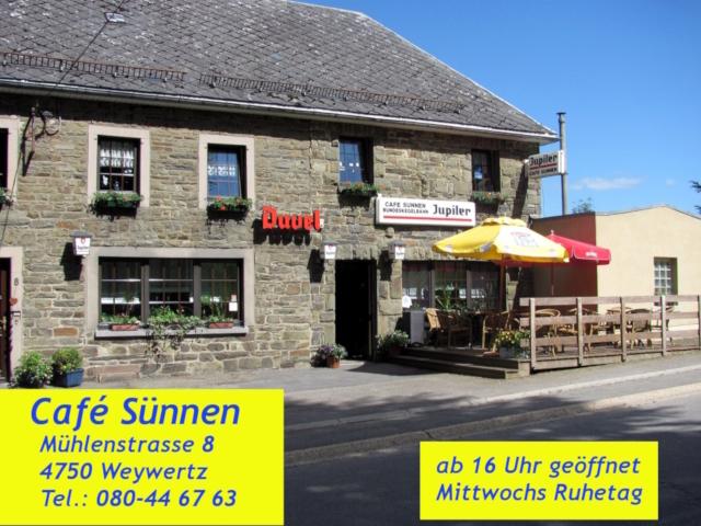 Café Sünnen
