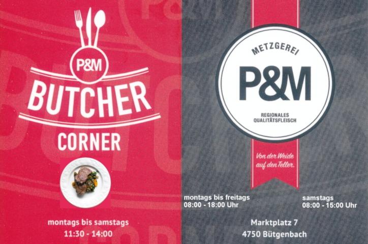 Metzgerei P&M