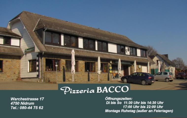 Pizzeria Bacco