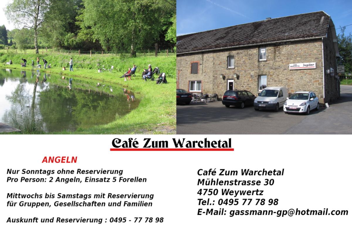 Angeln – Café zum Warchetal