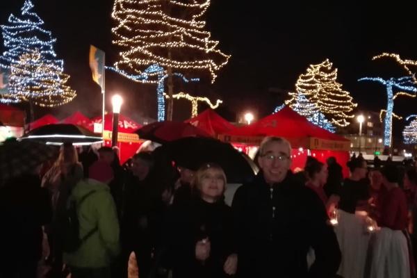2019 Weihnachtsmarkt in Wilrijk